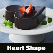 Heart Shape cakes (8)