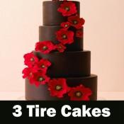 3 Tire cakes (4)