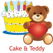Cake & Teddy (0)