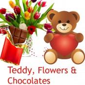 Flowers / Teddy / Chocolates (1)