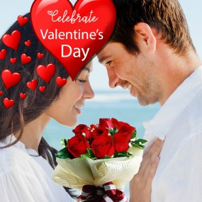 Yet Another year of Love and Laughter. Valentine's Day 2019 to set air of love.